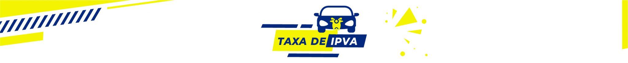 Taxa de IPVA